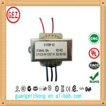 Transformador elétrico de corrente alternada classe 2 adaptador 220v 24v 1a