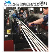 Máquina de producción de extrusión de perfil de perlas de esquina de PVC