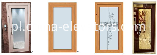 Elevator Swing Doors Hinged Type