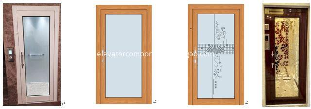 Elevator Swing Doors Hinged Type
