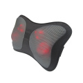 Infrared heating shiatsu pillow massage for neck back