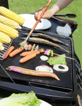 PTFE Reusable Heavy-duty Non-stick BBQ Liner