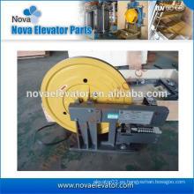 Regulador de la sobrecarga del elevador