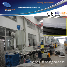PP Hollow Sheet Production Line PP Hollow Grid Sheet Making Machine