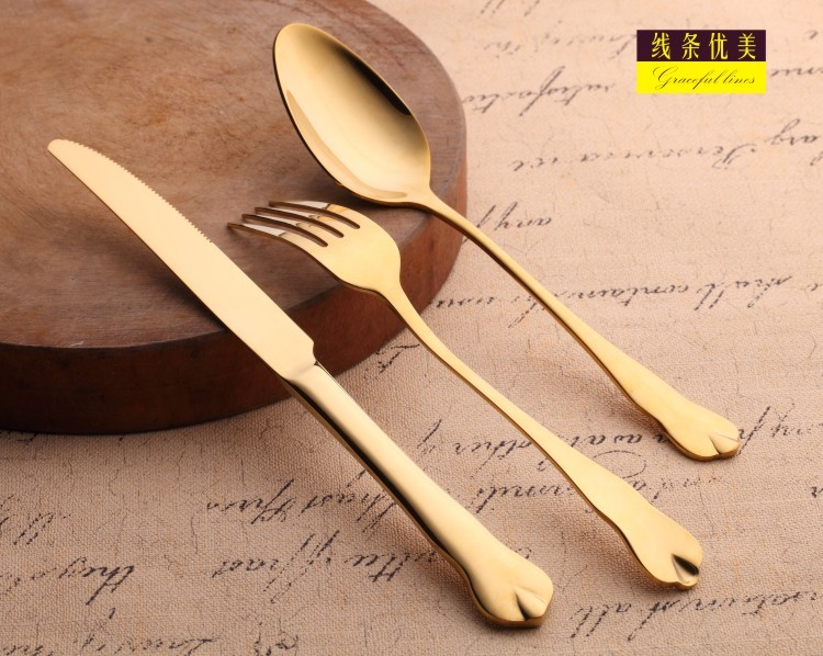 Royal Design Stainless Steel Cutlery Set