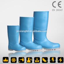 Классические сапоги дождя сельское хозяйство сапоги садоводство дождь сапоги JX-992BL