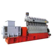 18 años experimentados 800KW CE e ISO ambientalmente gas generador de energía