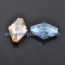 Venda quente colorido grande cristal Strand