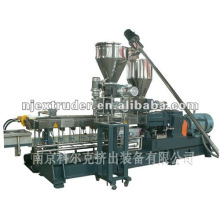 twin screw color masterbatch making machine
