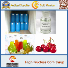 Высоким содержанием фруктозы кукурузный сироп охладить и прозрачно, мягко помадка, хороший вкус
