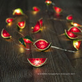Copper Wire LED Lights for Home Decorations