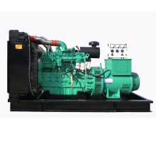 Holiday sales for Emergency Diesel Generator 175KW three Cummins diesel generating sets export to Mauritania Wholesale