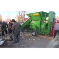 Jagung Multifunctional Thresher Efisien