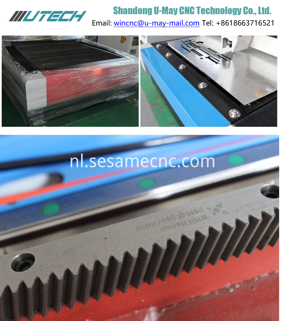 sheet metal laser cutting machine