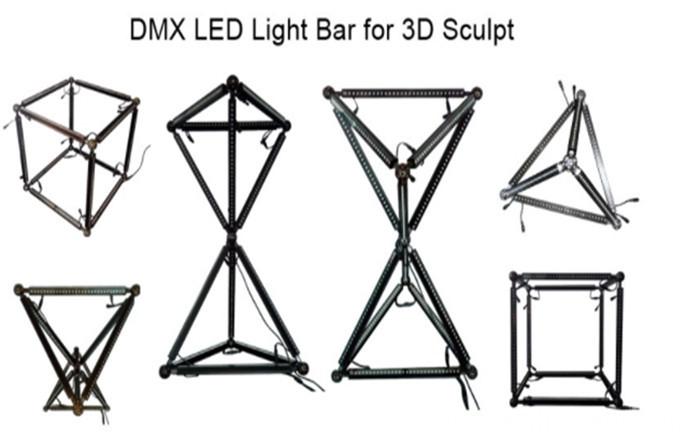 Scenografix Dmx Pixel Bar artnet