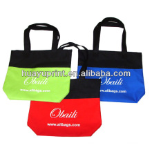 foldable shopping bag/PP non woven shopping bag/ promotional tote bag AT-1090