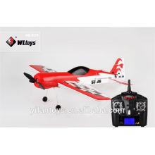 2014 Bestseller WL JUGUETES F929-F939 más nuevo elemento EPS material micro simulador de movimiento Cassutt Formula 2.4G RC RC helicóptero juguetes