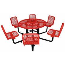 Qualitativ hochwertige Esstisch mit Stühlen