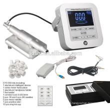 Kit de maquiagem de sobrancelha handpiece digital permanente, agulhas de cartucho kits de máquina de maquiagem permanente,