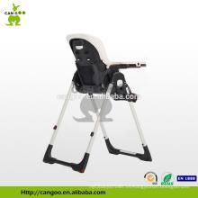 Alta silla plegable ajustable del bebé de la silla del bebé de la alta calidad para la venta