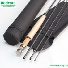 Primaria Pr762-4 de alto carbono de acción rápida mosca Rod