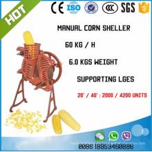 Fundición de hierro fundido a mano desgranadora de maíz