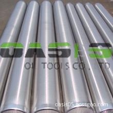 Galvanized Steel Wedge Wire Screen filter