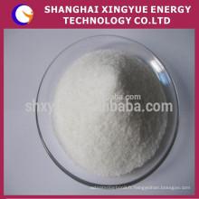 polymère floculant anionique Polyacrylamiden cas no. 9003-05-8 pour le traitement des eaux usées