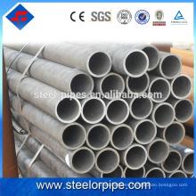 Tubo de acero sin costura de frío pequeño de bajo costo
