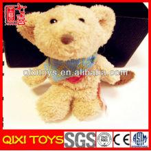 Горячий продавать 2014 фаршированные мягкие плюшевые игрушки брелок мышь
