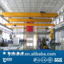 Vente chaude palan électrique roulant célèbre China Best Design Double pont à poutres grue prix