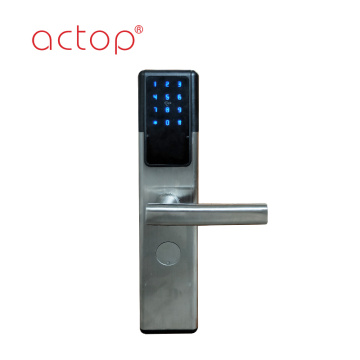 Serratura antifurto Bluetooth Smart Home Door Serratura elettrica per hotel
