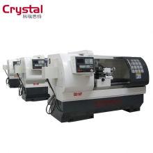 Präzisions-CNC-Drehmaschine Werkstück Durchmesser über Bett 1000mm 6150T