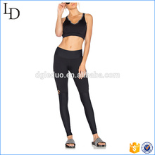 ropa al por mayor de la aptitud de la ropa de deporte del sujetador de los deportes del levantamiento de pesas