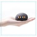 Мягкая 100% натуральная бамбуковая губка для ванны с углем Konjac / Детские губки для ванной / Губки для чистки лица