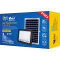 Luz de seguridad solar led de 500 lúmenes