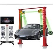 5D liên kết bánh xe với màn hình cảm ứng