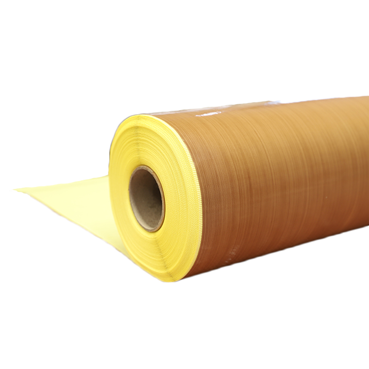 Ptfe Coated Fiberglass Cloth With Glue 3