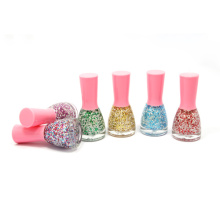 Glitter Nail Polish Lacquer Winter Color Snowflake