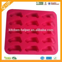 Пользовательские BPA бесплатно Китай Профессиональный производитель Продовольственная класса Ice Tray Mold Домашнее силиконовые льда Mold