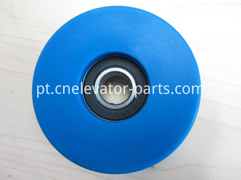 escalator step roller 76*25MM