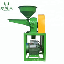 Maquinaria do moinho de farinha da máquina de moedura dos feijões de trigo do arroz