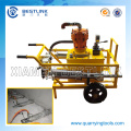 Factory Pneumatic Driven Hydraulic Concrete and Rock Splitter