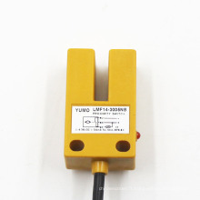 Lmf14-3005nb Capteur de proximité inductif de forme carrée NPN Nc
