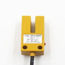 Sensor indutivo do interruptor de proximidade do quadrado NPN da forma de Lmf14-3005nb NPN