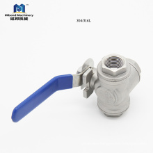 Widely Used Superior Quality customization 3Way Ball Valve