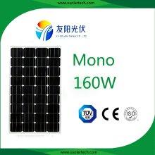 160W Alta Eficiência e Melhor Mono de Energia Solar