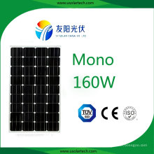 160W Mono Solar Panel with Good Price