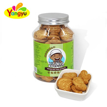 Halal Biscuit Bottle Packing Animal Cookie