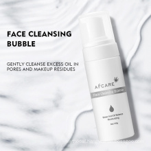 Private Label Cleaner Acid Facial Cleanser Foam Cleanser Face Makeup Remover Mousse